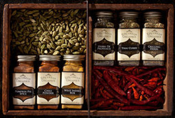 Organic Spices and Seasonings from Mountain Rose Herbs | being vegetarian | Scoop.it