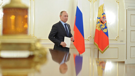 Message from the President of Russia to the leaders of several ... | Oekraïne | Scoop.it