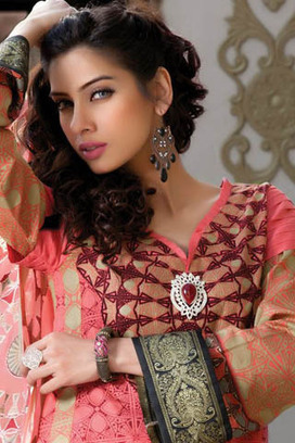Firdous Summer Lawn Collection 2012 Volume 3 | Stylish Black Embroidered Dress | Latest Pakistani Fashion Bridal Mehndi Wear Formal Dresses Casual Clothing 2011 | Scoop.it