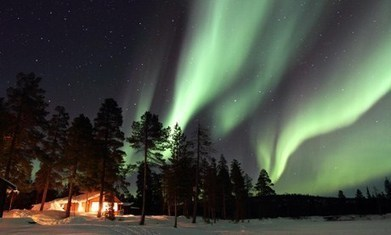 The Wanderlust guide to the best of the Northern Lights | Peter Moore | Wanderlust | Scoop.it