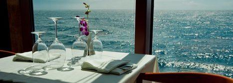 10 Best Cruise Lines for Foodies in 2016 - SmarterTravel | itsyourbiz | Scoop.it