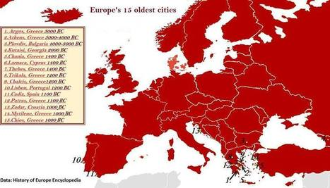 #Europe's oldest cities ? #Greece by far is the winner! | travelling 2 Greece | Scoop.it