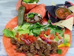 Beef Barbacoa Wrap | Monthly Special Box Lunch| Ingallina's Box Lunch Seattle | Box lunch | Scoop.it