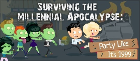 Surviving the Millennial Apocalypse: Party Like It's 1999 - eLearning Brothers | eLearning Tips | Scoop.it