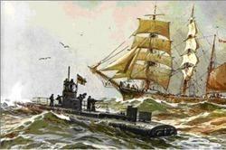 Conférence sur les premiers sous-marins à Préfailles (44)   Rhit Genealogie   Scoop.it