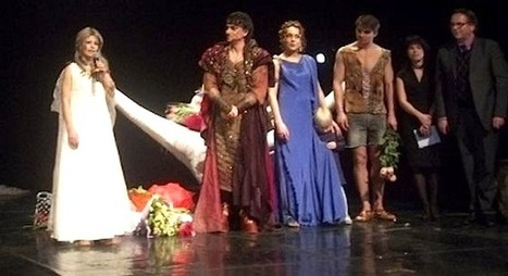 Ancient Greek Antigone in Moscow - Greek Reporter | World Civilizations | Scoop.it