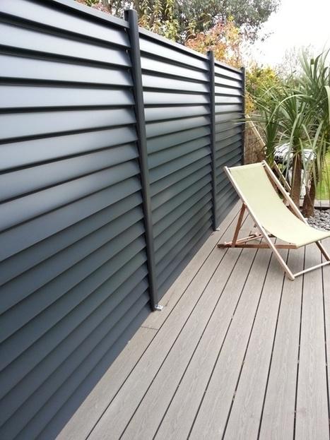 Retour sur l'aménagement d'une jolie terrasse en bois | Visite privée - Cotemaison.fr | LM - Déco | Scoop.it