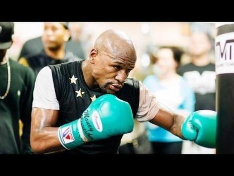 """Knockout Punch - The Boxing Blog - Mayweather vs Maidana: If """"All about Money"""" Becomes Biggest Upset!! 