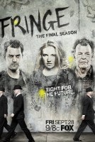 Preview : l'affiche promo de Fringe saison 5 | Fringe Chronik | Scoop.it