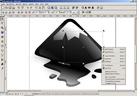 Diseño gráfico con Inkscape | Comunidad de aprendizaje - Tecnología (IESO Cigales) | Legendo | Scoop.it