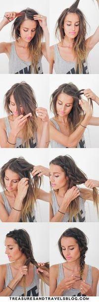 10 Best DIY Wedding Hairstyles with Tutorials | Hair Care & Hairstyles | Scoop.it