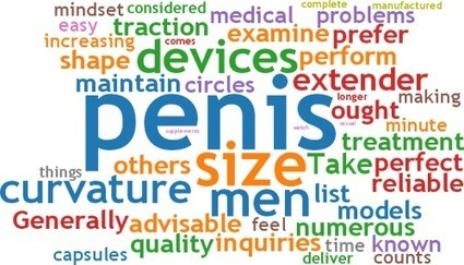 How To Increase Penis Size, Girth And Curvature | MenHealth | Care Health Making It Bigger | Scoop.it
