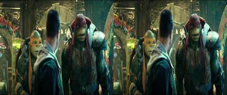Teenage Mutant Ninja Turtles: Out of the Shadows (2016) 3D SBS Latino | Descargas Juegos y Peliculas | Scoop.it