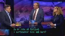 Aktuellt - 3/10 21:00 - textat | SVT Play | Folkbildning på nätet | Scoop.it