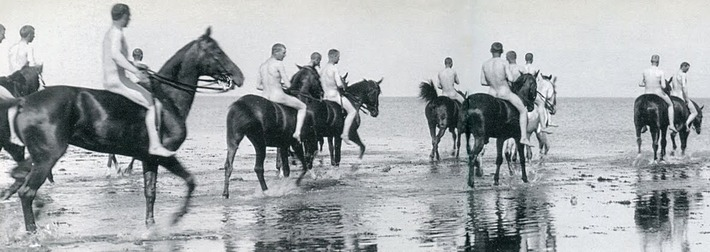 Vintage Nude Males Horsing Around | Sex History | Scoop.it