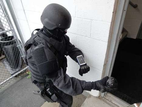 Police Will Throw This Camera Ball Into Rooms | Criminal Justice in America | Scoop.it