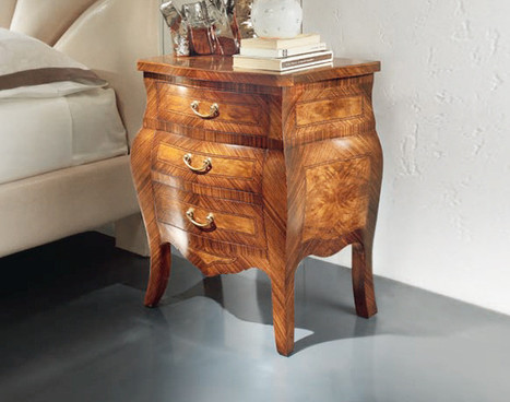 Luxury bedside commode (classic furniture) | Luxury Reproduction French antique furniture | Scoop.it