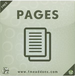 Free Auto Pages Plug-in for WordPress developed by FMEAddons | FMEAddons | Scoop.it