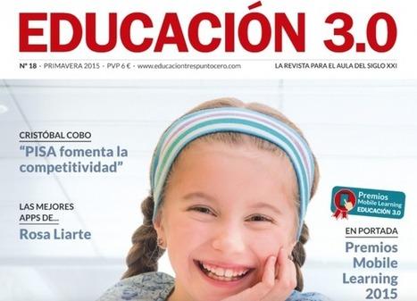 Rosa Liarte – Las 10 apps de Rosa Liarte – Revista Educación 3.0 | Magister Informatica Educativa y Gestión del Conocimiento | Scoop.it