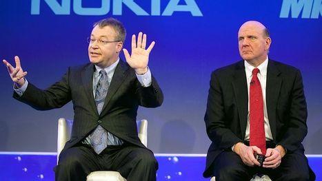 Microsoft Buying Most of Nokia | Nerd Vittles Daily Dump | Scoop.it