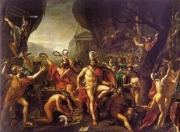 Leónidas de Esparta (I) | Mundo Clásico | Scoop.it