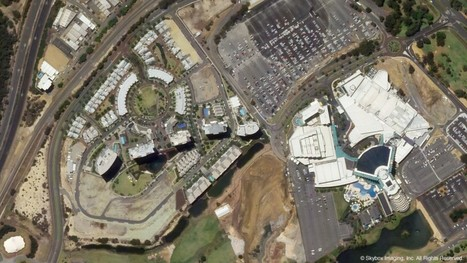 Skybox Can Predict iPhone Launch Using Satellite Imagery - Mac ... | gis opensource | Scoop.it