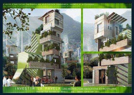 Les idées d'un architecte pour (ré)investir la favela | ret & arq | Scoop.it