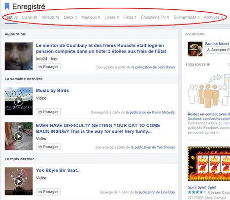 La fonctionnalité méconnue qui pourrait changer votre utilisation de Facebook | Tout sur les réseaux sociaux et le commerce | Scoop.it
