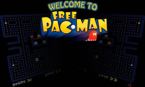 Pacman - Play Pacman Online | classic arcade games | Scoop.it
