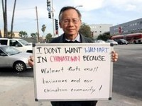 Community Fights Walmart's Backdoor Chinatown Strategy - Beyond Chron | The Devil In Disguise | Scoop.it