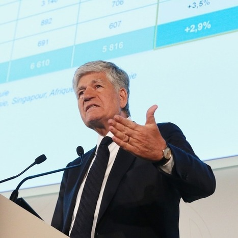 Publicis, Omnicom Merge to Become World's Biggest Ad Company | E-volution of our time | Scoop.it