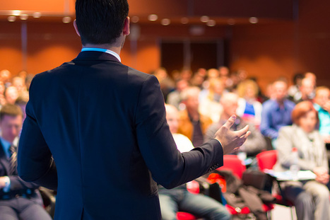 8 Tips on Giving a Presentation Like a Pro | Presentation Tips | Scoop.it