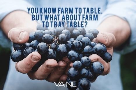 Get Healthy With Airport Farm-to-Table Foods | Hospitality Hub | Scoop.it