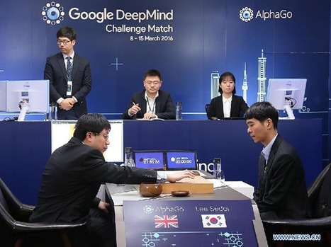Artificial Intelligence in real lives - Chinadaily.com.cn | Tech earthling | Scoop.it