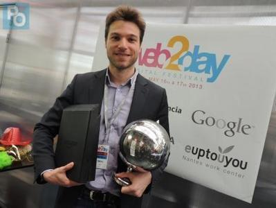 Web2Day à Nantes. PayPlug gagnant du Startup contest [VIDEOS] - maville.com | LeSmartWeb veille | Scoop.it