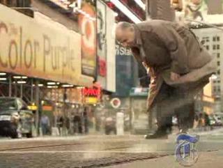 Times Square's Sound Sculpture - Max Neuhaus | DESARTSONNANTS - CRÉATION SONORE ET ENVIRONNEMENT - ENVIRONMENTAL SOUND ART - PAYSAGES ET ECOLOGIE SONORE | Scoop.it