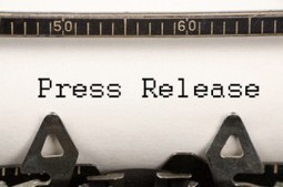 What is a 'press release'? | Digital PR and New Media Channels | Scoop.it