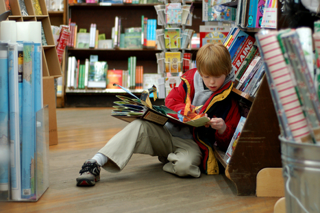 The Case Against Reading for Rewards | Reading Program Research | Scoop.it