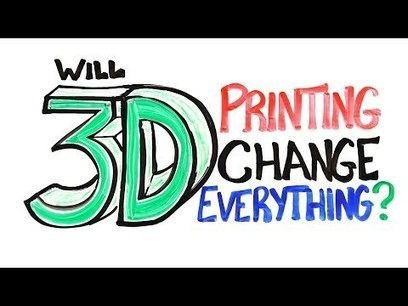 Will 3D Printing Change Everything?   The Pit Boss   Scoop.it