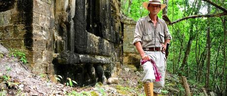 Este 'Indiana Jones' real ha descubierto una nueva ciudad maya | ArqueoNet | Scoop.it