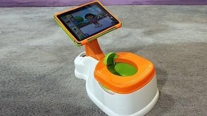 iPotty: iPad Hits Potty Training | potty training | Scoop.it
