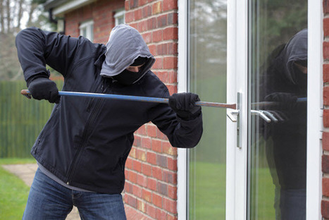 Make Your Home a Harder Target For Burglars   Homeowners Insurance California 101   Scoop.it