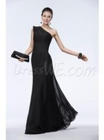 Cheap Black Evening Dresses With Sleeves On Sale - AnasDress.com | AnasDress | Scoop.it
