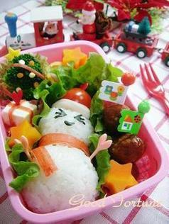 10 bento japonais de Noël | What makes Japan unique | Scoop.it