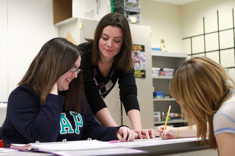 Innovative Educator: Jessica Breedlove | מתמטיקה | Scoop.it