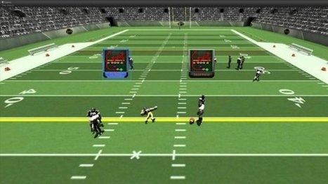 Open Source Gaming: Controversial Ouya game Gridiron Thunder launching Sept. 30 | Fall News - Nouvelles d'Automne | Scoop.it