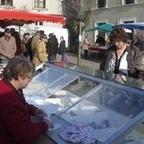 Billet vert: Un marché à Targé | Chatellerault, secouez-moi, secouez-moi! | Scoop.it