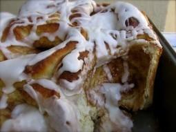 A Quick Delicious Easy Cinnamon Rolls Recipe | baking delicious treats | Scoop.it