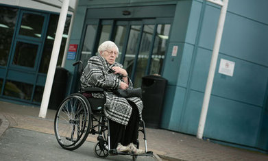 Care home residents with dementia sent to A&E alone   Where is the care for chronic illnesses   Scoop.it