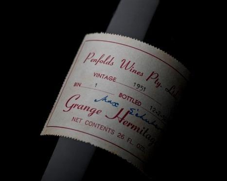 Penfolds Collection goes on sale for £1.2m | Autour du vin | Scoop.it